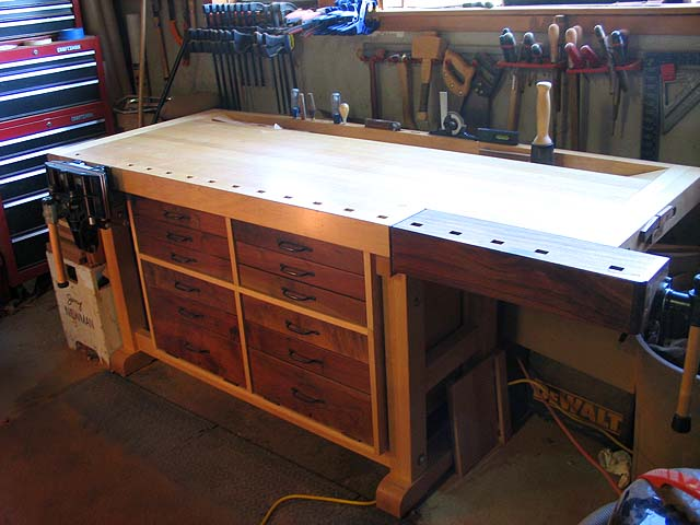 Workbench Plans, Reader's Benches, Free Workbench Plans and New Ready